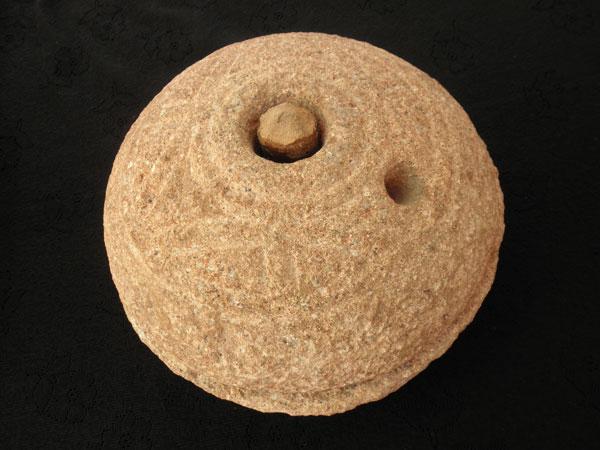 Molino de piedra tradicional. Marruecos. Ref. AAE