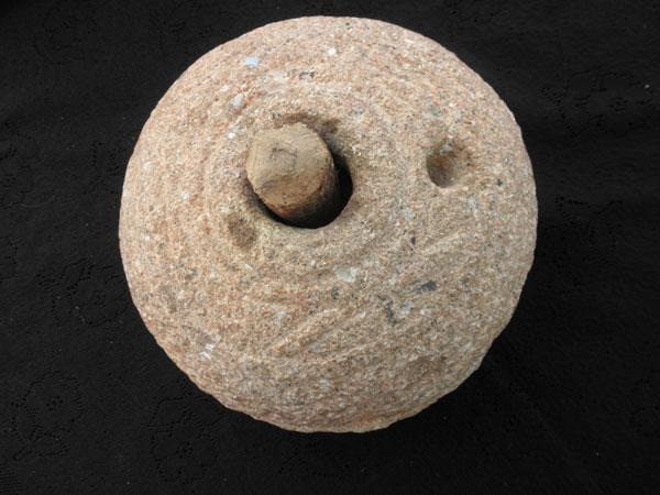 Molino de piedra tradicional. Marruecos. Ref. AAF