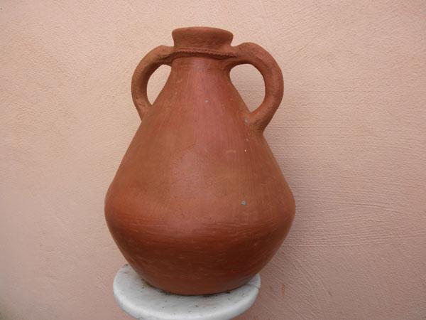 Jarra de ceramica tradicional, Marruecos. Ref. CTX