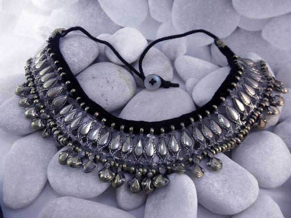 Ethnic Afghan necklace.. Foto 3