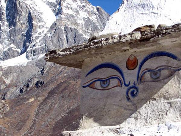 Collar etnico tibetano labrado artesanalmente.. Foto 4