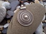Sterling silver pendant.. Ref. TAH