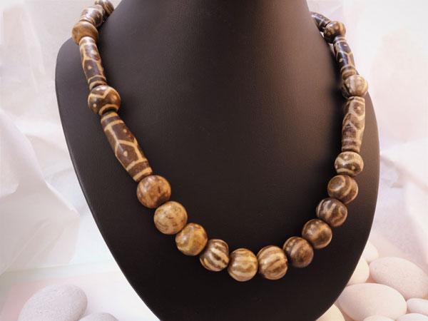 Etnic tibetan necklace.. Foto 1