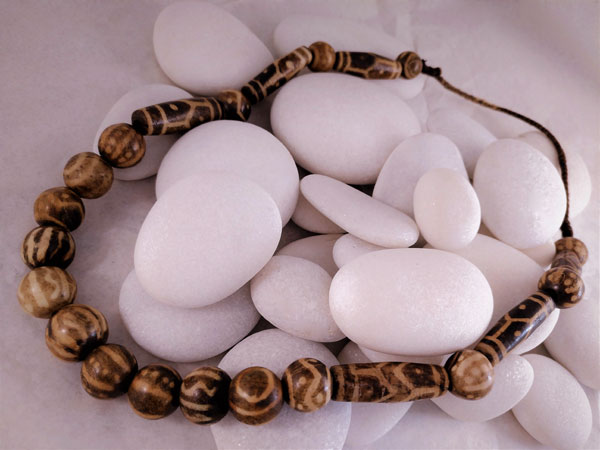 Etnic tibetan necklace.. Foto 2