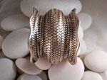 Karen hill tribe Sterling silver bracelet.. Ref. TFD