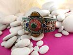 Tibetan ethnic bracelet.. Ref. TFN