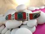 Tibetan ethnic bracelet.. Ref. TFO