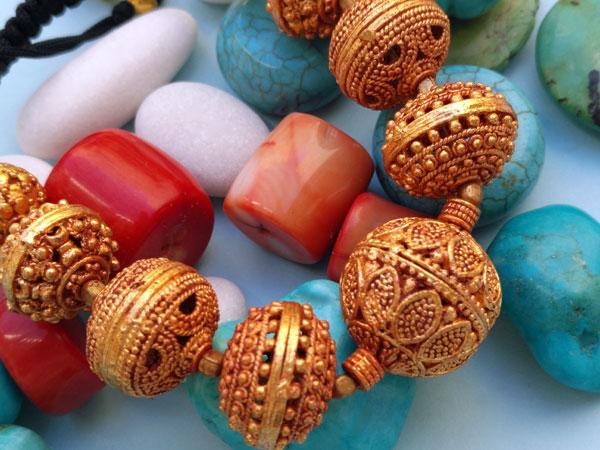 Traditional tibetan bracelet.. Foto 3