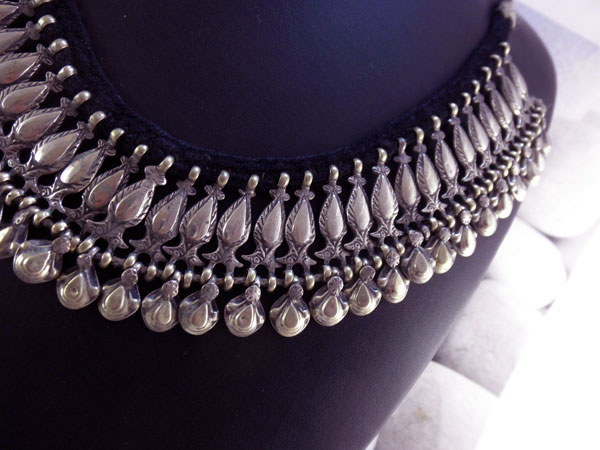 Ethnic Afghan necklace.. Foto 2