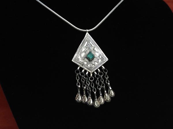 "Ancient ethnic ""tekke"" pendant.. Foto 2"