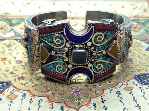 Pulsera etnica artesanal tibetana.. Ref. TXZ
