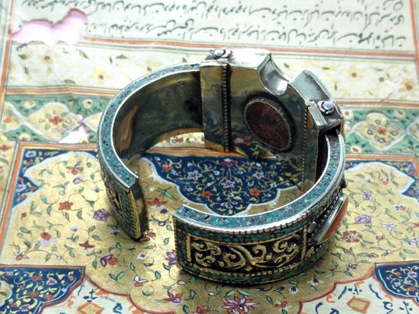 Tibetan ethnic handmade bracelet.. Foto 3