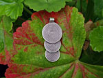 Karen ethnic traditional Sterling silver pendant.. Ref. XAO